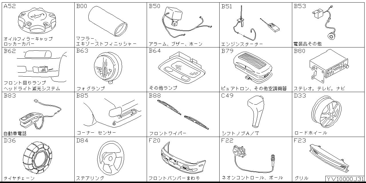 Accessories V1